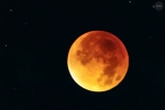 Superblutmond (Cropped - ISO 3200 - 210mm - f/6,3 - 3,2 Sek)