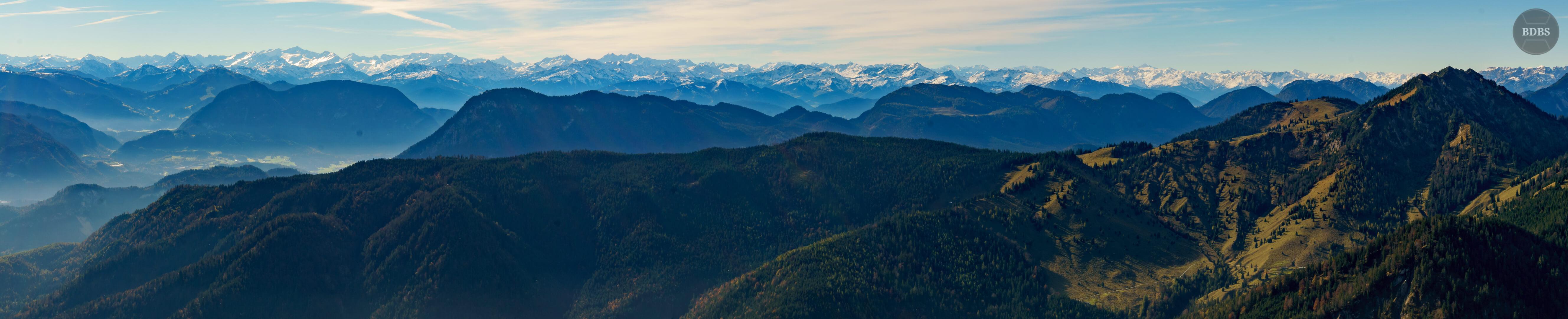 Wanderung Rosengasse-Brünnstein-Großer Traithen