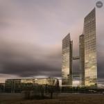Münchens markanteste Hochhaus: der Highlight Tower