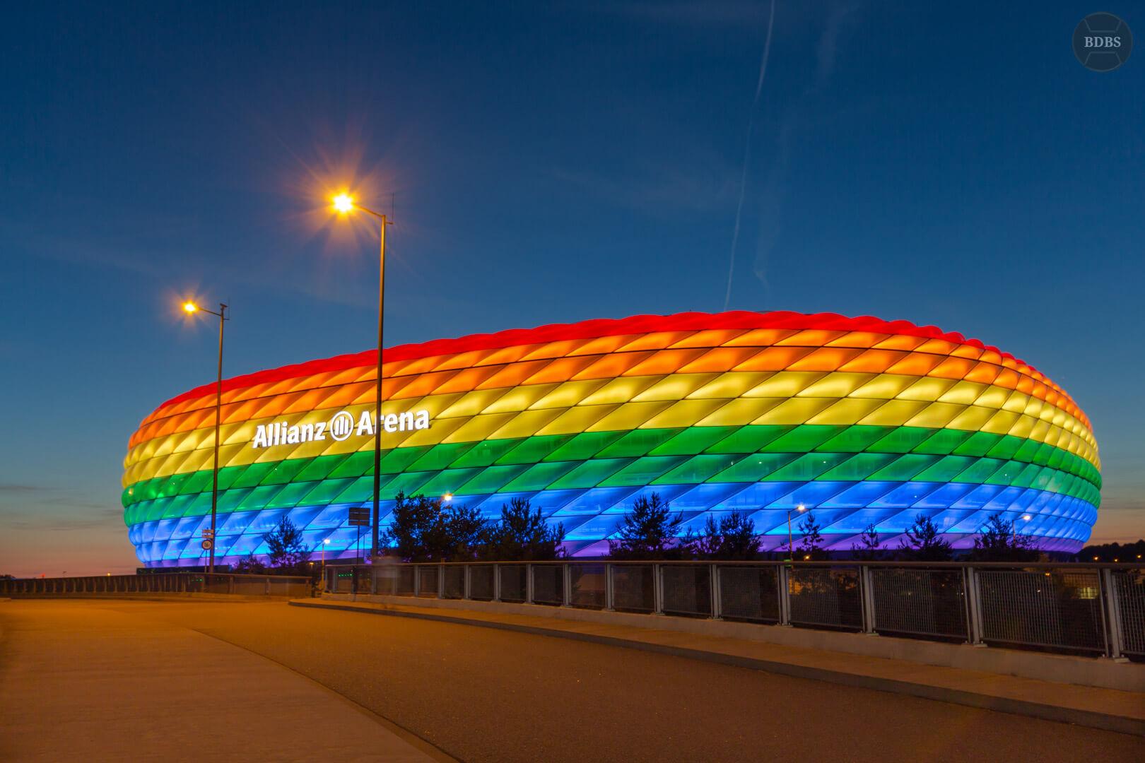 CSD 2019 @ Allianz Arena | München | Bayern | Deutschland