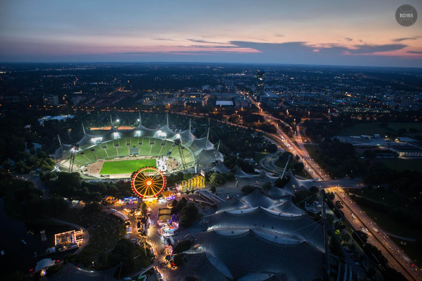 Sommerfestival Impark @ Olympiapark München | München | Bayern | Deutschland