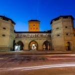 – Das  Isartor – Das östlichste Stadttor Münchens