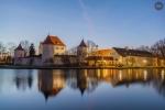 Schloss Blutenburg HDR (1/6 Sek - f4,0 - 24mm - ISO800 )