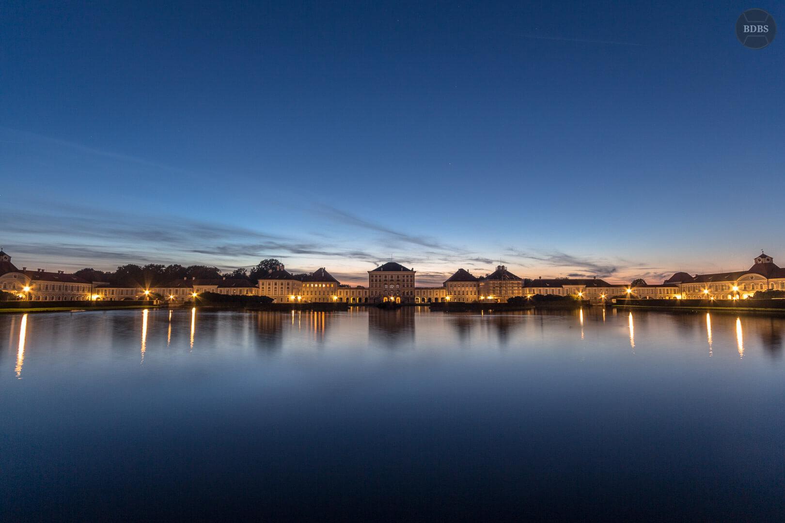 Schoss Nymphenburg (20,0 Sek - f8,0 - ISO100 - 10mm)